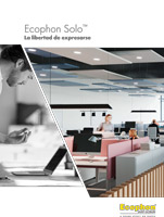 Catálogo ECOPHON SOLO