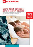 Folleto ROCKWOOL Gama Roxul