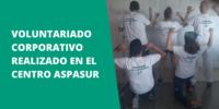 Voluntariado en el Centro Aspasur (Ripollet, Montcada)
